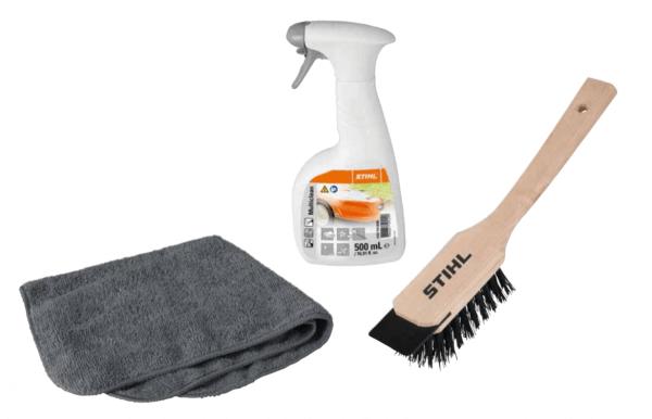 Clean & Care Kit STIHL für iMOW und Rasenmäher