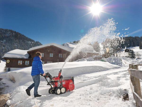 Schneefräse HONDA HSS 970 AT